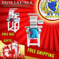Buy cheap Automatic HOLiAUMA one head high speed computer embroidery machine like brother embroidery machine from wholesalers