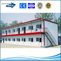 Buy cheap Light steel structure home building construction prefabricated house from wholesalers