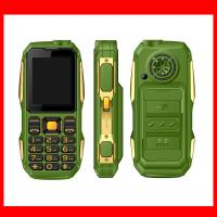 Buy cheap 2.4 inch Long Standby Chargers Mobile Phone Sim Card Flashlight Wireless Fm Radio feature Phones from wholesalers