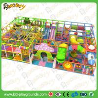 Buy cheap Middle Size Nursery School Kids Multi-game Indoor Playground Equipment with Ball Pool for Kids Amusement Park from wholesalers