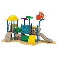 Buy cheap Engineering Plastic Outdoor Playground AM-1672A from wholesalers