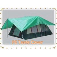 Buy cheap Camping Ground Cover  Pe Fabric Pe Tent Material Awning Cover Tarp Sheet from wholesalers
