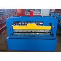 Buy cheap Color Sheet Wall Panel Roll Forming Machine Model 880 / Canton Fair Wall Panel Roll Forming Machine from wholesalers
