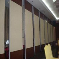 Buy cheap Flexible Activity Soundproofing Folding Partition Walls For Training Center from wholesalers
