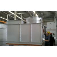 Buy cheap Closed Loop Water Cooling Tower With Galvanized Iron Beam Cooling System Structure from wholesalers