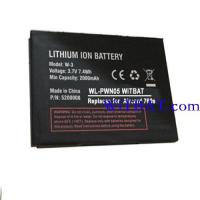 Wholesale AirCard 760S, 785S Wireless Router Battery 5200056,W-3 from china suppliers