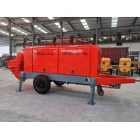 Wholesale Smooth Pumping Electric Concrete Pump Energy Saving For Bridge Construction from china suppliers