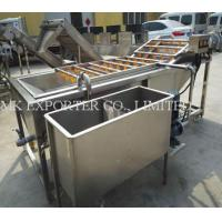 Buy cheap Automatic fruits and vegetables washing machine from wholesalers