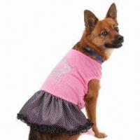 """Buy cheap Princess Dog Dress, a glittery crown and the word """"princess"""" give it royal style product"""