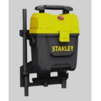 Buy cheap Handheld Stanley Wet Dry Vacuum Cleaner 90 CFM Airflow 5 Gallon /20 Litres Poly Container from wholesalers