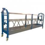 Buy cheap Safty Suspended Work Platform 9-11m/Mins Hoist Speed 1000kg Counterweight from wholesalers