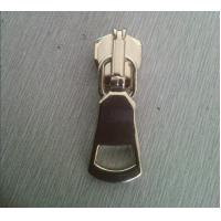 Buy cheap 5# / 8# Plating Personalized Zipper Pull Alloy Simple Lightweight from wholesalers