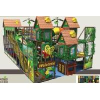 Buy cheap Indoor Playground (KQ9501A) from wholesalers