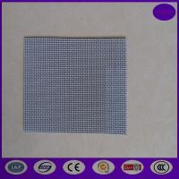 Buy cheap 11x11 mesh gray powder coated ss304 stainless steel window screen from wholesalers