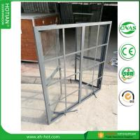 Wholesale CE approved burglar proof steel fixed windows with grids from China supplier from china suppliers