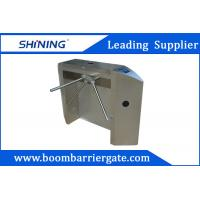 Wholesale 100W Manual / Automatic Tripod Turnstile Gate , Pedestrian Access ControlSystem from china suppliers