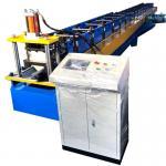 Buy cheap Hydraulic Galvanized Metal Half Round Gutter Machine Rain Gutter Making Machine Gutter Machinery from wholesalers