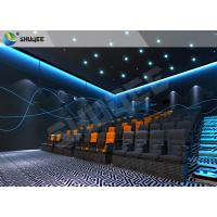 Wholesale Professional 4D Cinema Equipment With Special Effects And Movement Chairs from china suppliers