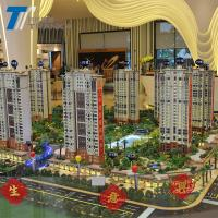 Buy cheap Real estate architectural scale models for contruction company from wholesalers
