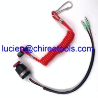 Buy cheap Hot Sale Boat Kill Switch Tether Cord Lanyard for Marine Mercury Tohatsu Outboard Engine from wholesalers