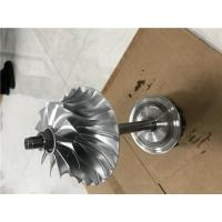 Buy cheap OEM Turbocharger Rotor Assembly High Performacne Steel Alloy Material product