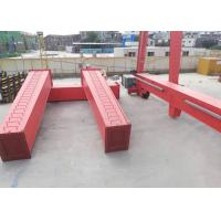 Buy cheap Rail Type Travelling Gantry Crane Single Beam Convenient Operation from wholesalers