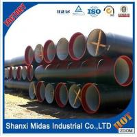Buy cheap ISO2531 K9 Cement Lined Cast Ductile Iron Pipe for drinkable water from wholesalers