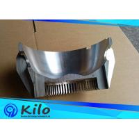 Buy cheap SS304 CNC Machining Prototype 3/5 Axis Netal Components High Polished With Wire Cut from wholesalers