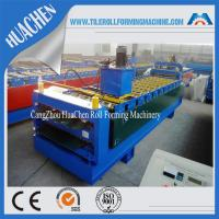 Buy cheap IBR and Corrugated Double Layer Roll Forming Machine For Steel Plate With CE product