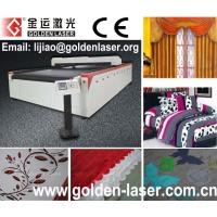 Buy cheap CO2 80W/100W/130W Laser Cutting Machine For Fabric from wholesalers