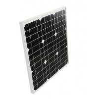 Wholesale 5W-115W Mono Silicon Solar Panel Wind Resistance For Off Grid Solar Power System from china suppliers