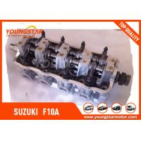 Buy cheap SUZUKI Carry F10A 11110 - 80002 Auto Cylinder Heads With 8V / 4CYL Engine Valve from wholesalers