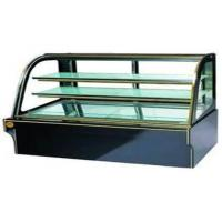Buy cheap Glass Door Upright Cake Cooling Showcase Granite Base , Food Warmer Showcase 3 from wholesalers