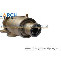 Buy cheap Round 3 / 8'' to 4''   pipe threading thermal oil rotary joint rebar coupler Max temperature:245℃ from wholesalers
