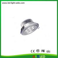 Buy cheap High lumen 7W high power energy efficient LED ceiling lights with 85V to 265V input from wholesalers