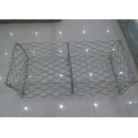 Buy cheap Erosion Control Galvanized Gabion Stone Fence from wholesalers
