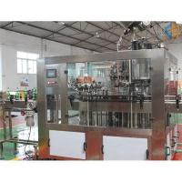 Buy cheap Isobaric filling line (Balanced pressure filling line) product