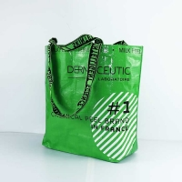 Buy cheap UV Protection Polypropylene Woven Bag Breathable Laminated Woven Bags 13Gsm from wholesalers