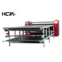 Buy cheap Roller Sublimation Heat Transfer Machine For t Shirts Digital High Efficiency from wholesalers