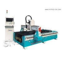 Buy cheap 1325/ automatic tool changer ATC / linear / wood working/ panel furniture /CNC router from wholesalers