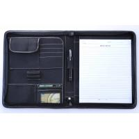 Quality zippered business file folder for sale