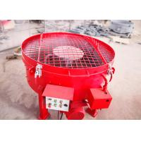 Buy cheap MT500 Red Pan Mixture Machine , Planetary Cement Mixer Anti Wear 900kgs from wholesalers