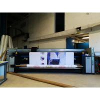 Buy cheap Sublimation Flag Flex Banner Printing Machine Polyester Fabric Wide Format Printer from wholesalers