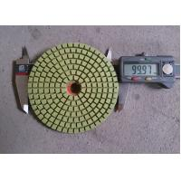 Buy cheap Diamond Polishing Pads For Marble Granite Stone Sharp Polishing from wholesalers