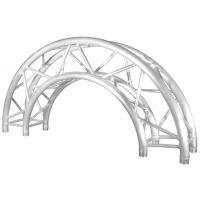 Buy cheap Customized Size Portable Lighting Truss / Arch Truss System CE SGS RoHS Approval from wholesalers