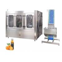 Buy cheap SS304 Dia 120mm Fruit Juice Processing Equipment Fruit Juice Packaging Machine from wholesalers