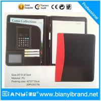Buy cheap Business folders,office folder,zip leather file folder China supplier from wholesalers