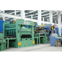 Buy cheap Uncoiling Leveling Rotary Shear Cut To Length Line / Cut To Length Line 28 Tons from wholesalers