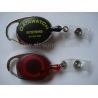 Buy cheap Carabiner badge reel, carabiner retractable reel, retractable badge reel from wholesalers