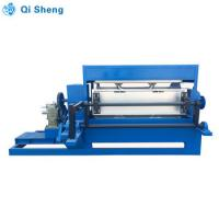 Buy cheap Aluminium Mould Egg Tray Manufacturing Machine High Capacity Optional Color from wholesalers